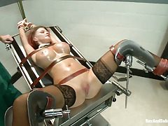 Hardcore, bondage, domination and ass fucking