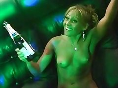 Naked drunk russian club sex party xxx