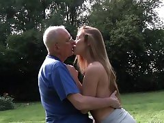 Young Old Pornography Spectacular Teen Giving Suck off and fucked