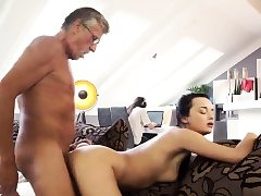 Dude fucks old female first time What would you choose -