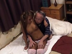 Sexy a-hole japanese nubile works knob in extra gonzo scenes