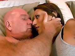 Gia Jakarta Entices Her Step-Dad