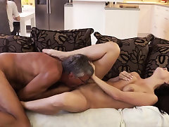 Old arab duo and dad friend's daughter hd What would