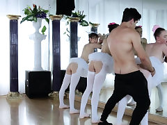 Mexican orgy very first time Ballerinas