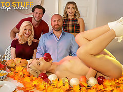 How To Stuff Your Step Stepsister And Her Friend - S15:E5
